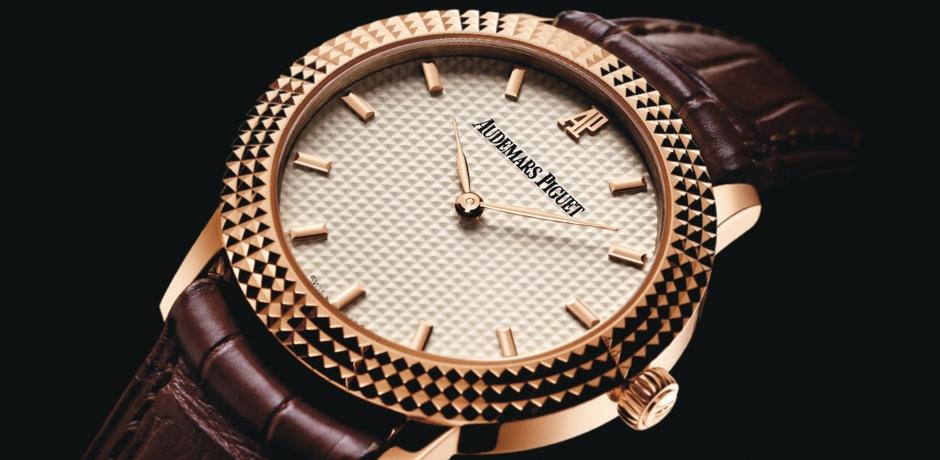 best swiss audemars piguet classique clous de paris replica watches