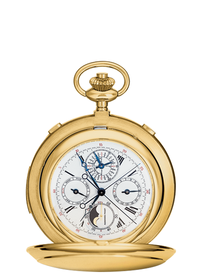 Audemars Piguet Classique Grande Complication Pocket Watch replica watches 1