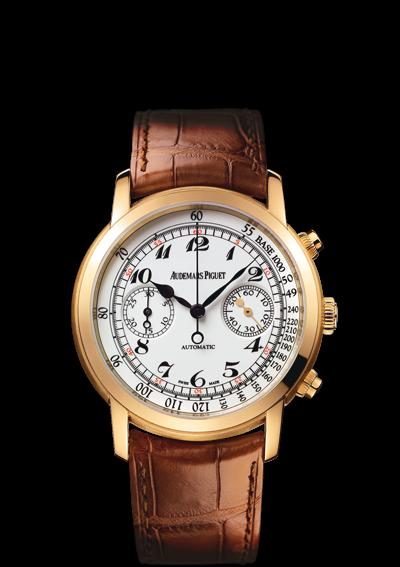Audemars Piguet Jules Audemars Chronograph Replica Watches 02