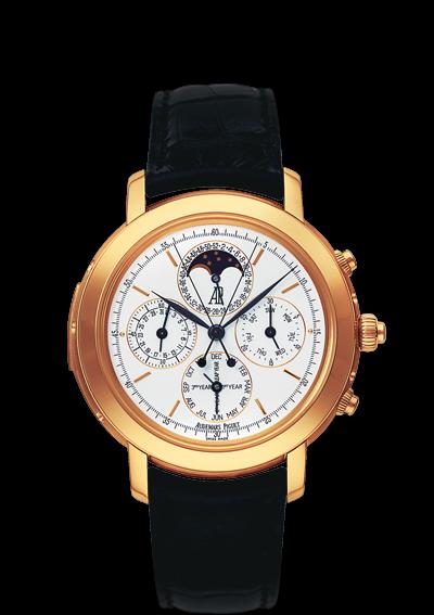 Audemars Piguet Jules Audemars Grande Complication Replica Watches 02