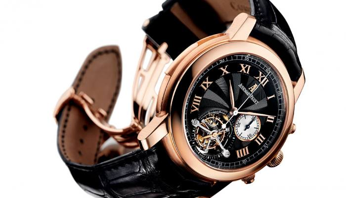 Audemars Piguet Jules Audemars Minute Repeater Tourbillon Chronograph Replica Watches banner