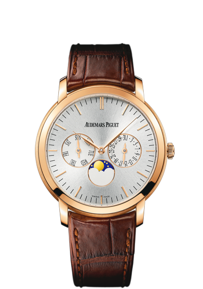 Audemars Piguet Jules Audemars Moon-Phase Calendar replica watches 01