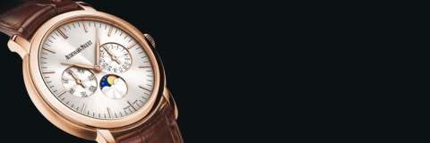 Audemars Piguet Jules Audemars Moon-Phase Calendar replica watches banner