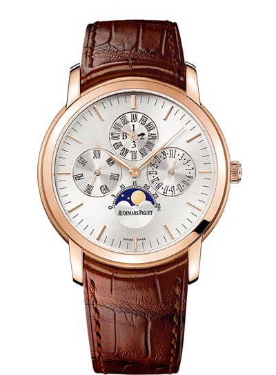 Audemars Piguet Jules Audemars Perpetual Calendar Replica Watches 01