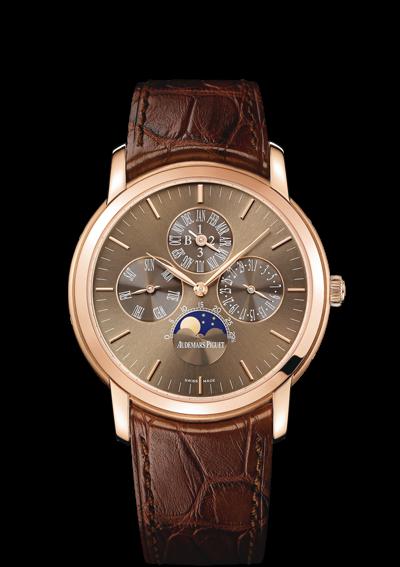 Audemars Piguet Jules Audemars Perpetual Calendar Replica Watches 02