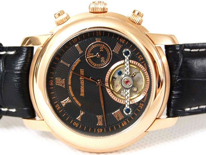 Audemars Piguet Jules Audemars Tourbillon Replica Watches banner