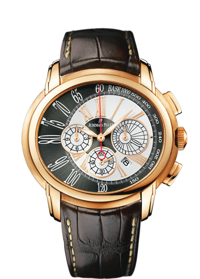 Audemars Piguet Millenary Chronograph Replica Watches 01
