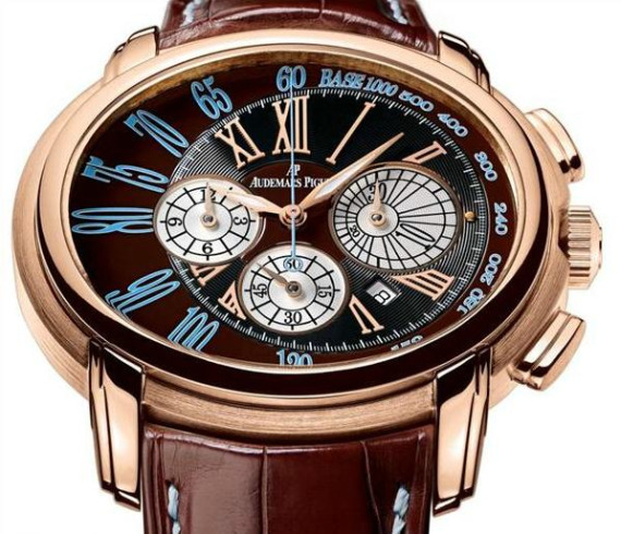 Audemars Piguet Millenary Chronograph Replica Watches 02