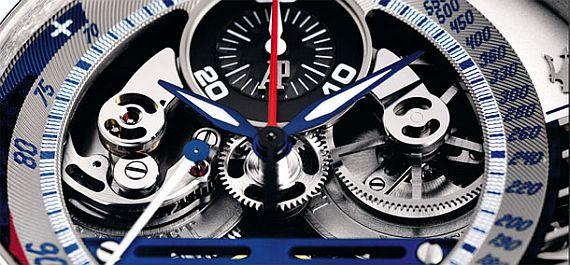 Audemars Piguet Millenary Tourbillon Chronograph Replica Watches 01