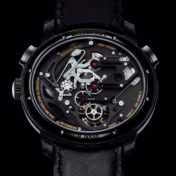 Audemars Piguet Millenary Tourbillon Chronograph Replica Watches 02