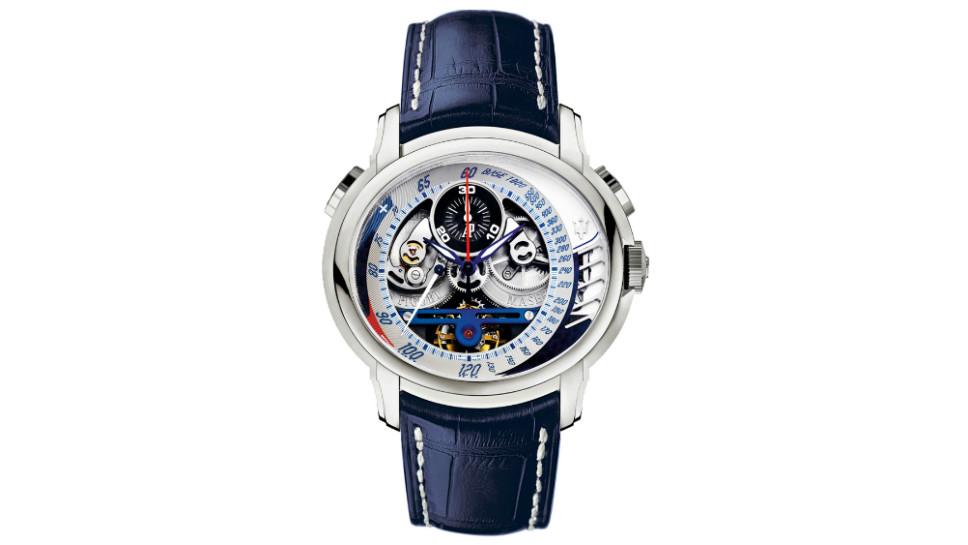 Audemars Piguet Millenary Tourbillon Chronograph Replica Watches 03