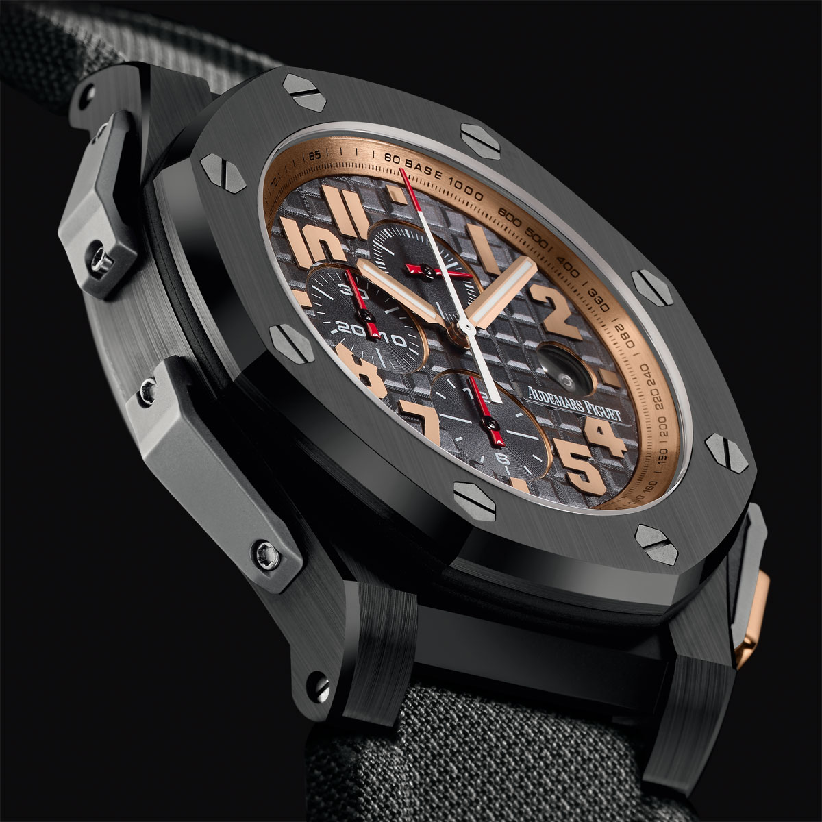 Audemars Piguet Royal Oak Offshore Arnold Replica Watches 02