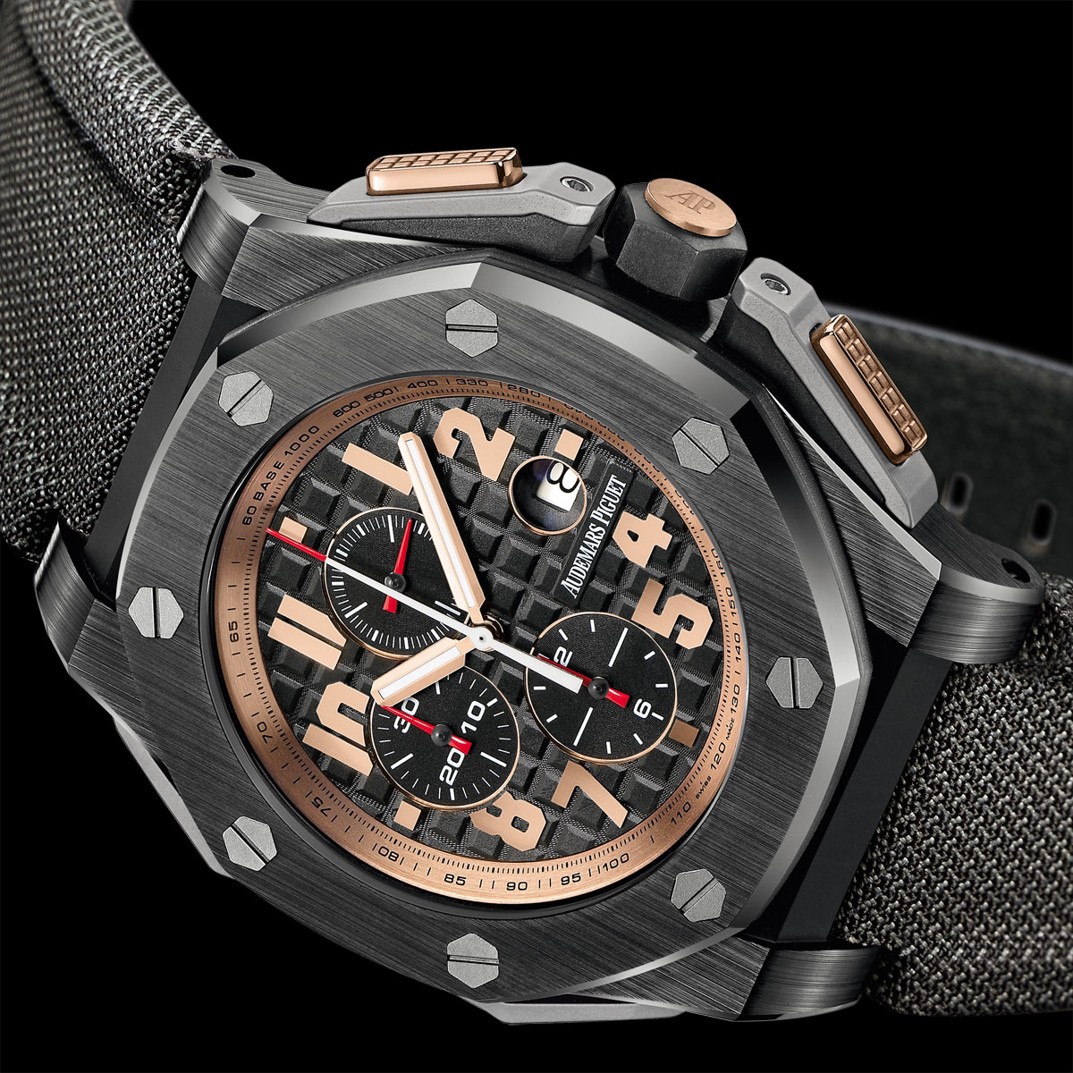 Audemars Piguet Royal Oak Offshore Arnold Replica Watches banner
