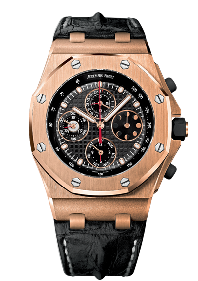 Audemars Piguet Royal Oak Offshore Chronograph Perpetual Calendar Replica Watches 01