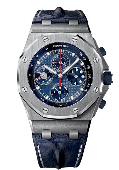 Audemars Piguet Royal Oak Offshore Chronograph Perpetual Calendar Replica Watches 02