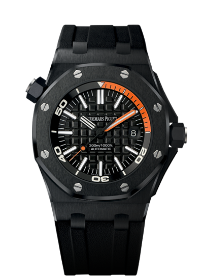 Audemars Piguet Royal Oak Offshore Diver Replica Watches 02