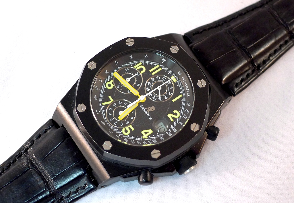 Audemars Piguet Royal Oak Offshore End Of Days Replica Watches 02