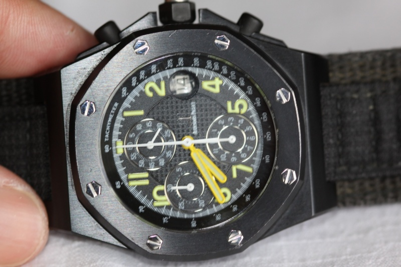 Audemars Piguet Royal Oak Offshore End Of Days Replica Watches 03