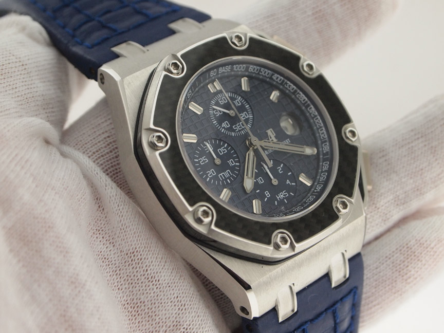 Audemars Piguet Royal Oak Offshore Juan Pablo Montoya Replica Watches 02