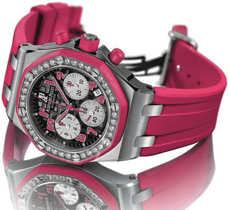 Audemars Piguet Royal Oak Offshore Ladies Replica Watches 01