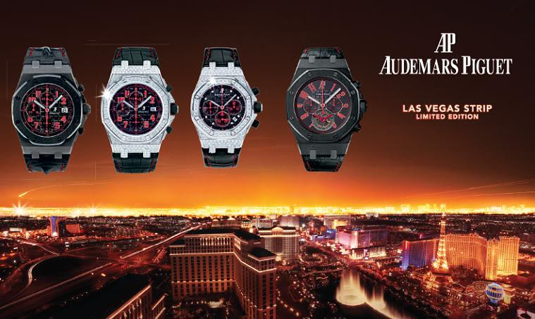 Audemars Piguet Royal Oak Offshore Las Vegas Strip Replica Watches 01