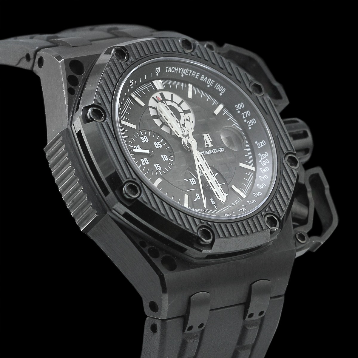 Best swiss audemars piguet royal oak offshore survivor replica watches for Royal oak offshore survivor