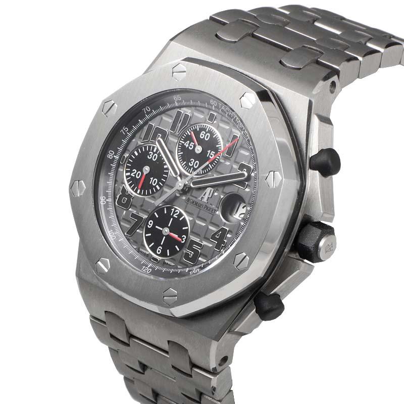 Audemars Piguet Royal Oak Offshore Titanium Replica Watches 01