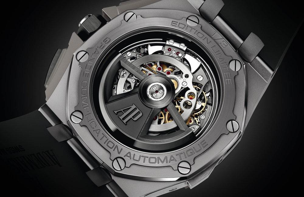 Audemars Piguet Royal Oak Offshore Titanium Replica Watches 02