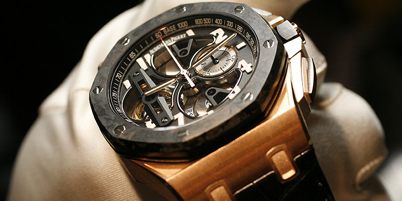 Audemars Piguet Royal Oak Offshore Tourbillon Chronograph Replica Watches banner
