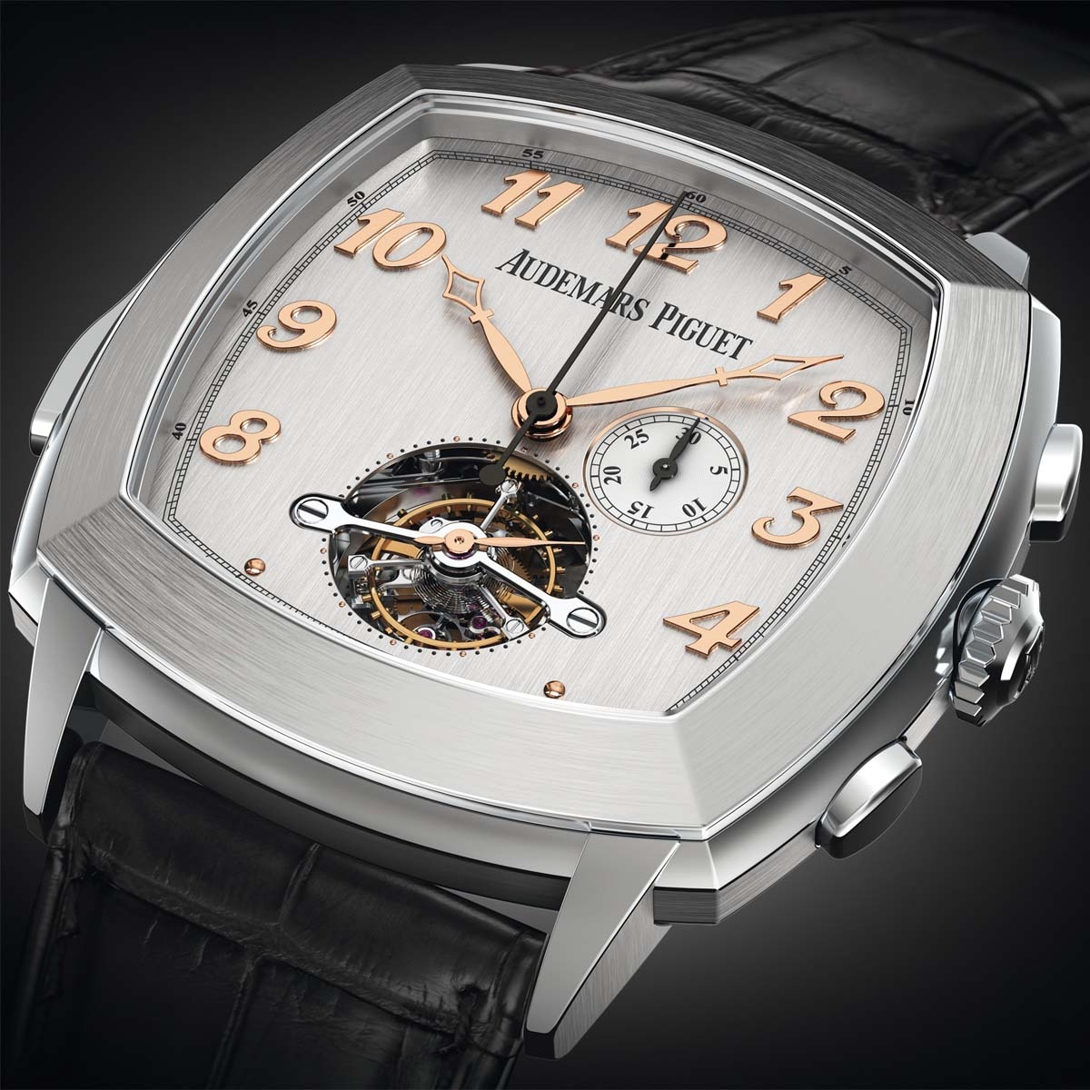 Audemars Piguet Tradition Minute Repeater Tourbillon Chronograph Replica Watches 01